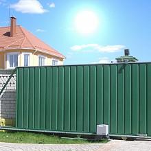 Відкатні ворота 5