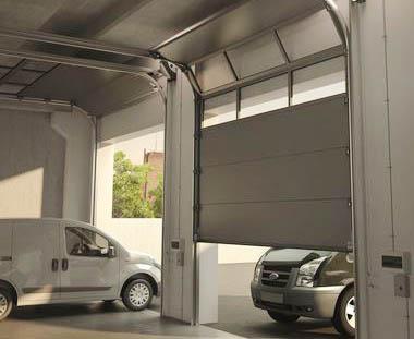 Автоматика до гаражних і промислових воріт