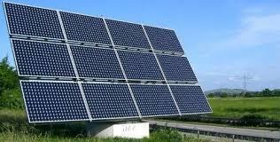 Велика сонячна батарея