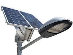 Освітлення від сонячних батарей